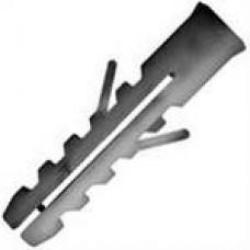 Дюбель   8 х120 с шурупом, потайн. бортик, Technox