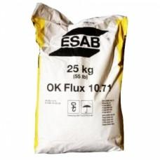 Флюс сварочный ОК Flux 10.71 25кг (55lb)