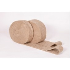 Пакля в ленте (рулон 7 кг)  Высший сорт