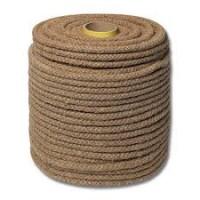 Джутовая веревка (канат) d 26 мм. 25 кг...