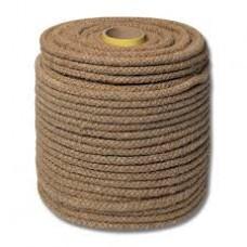 Джутовая веревка (канат) d 24 мм. 25 кг. (кат.  80 м.)